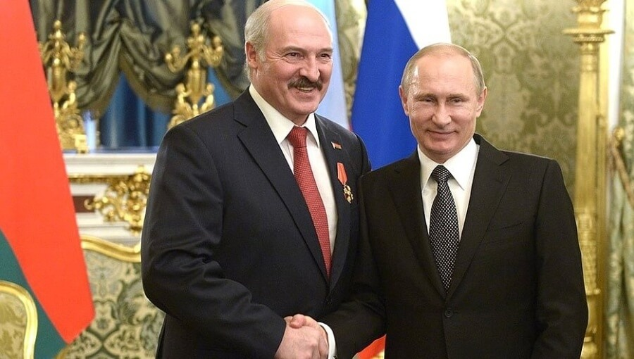 Belarus's post-Soviet theatre, opportunistic technical fiddling or Putin's ace in the hole?